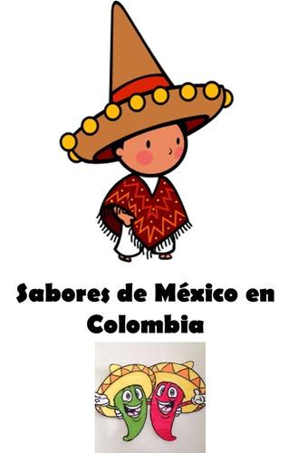 salsas mexicanas: salsa de chile de árbol