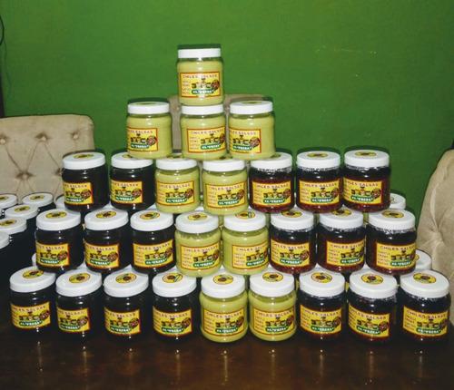 salsas picantes 100% naturales artesanales