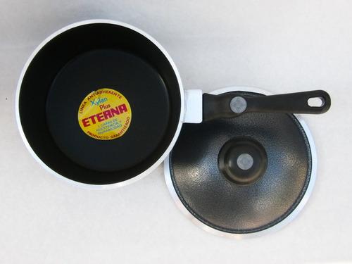 salsera c/ mango eterna art. 650 antiadherente envio gratis