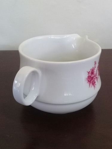 salsera, lechera, cremera porcelana eschenbach bavaria (7v)