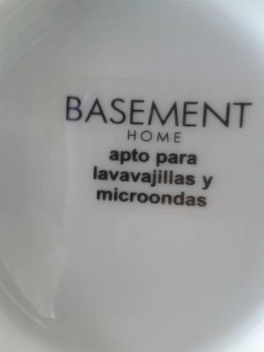 salsera marca basement home precio x c/u