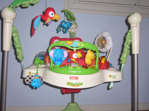 saltarina jumperoo rainforest