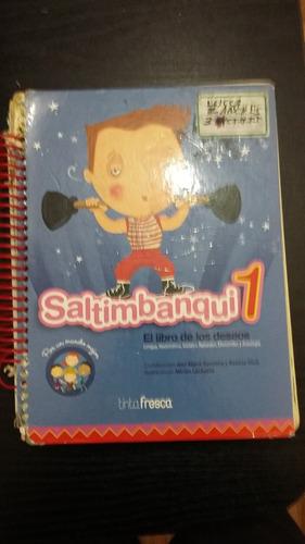 saltimbanqui 1 tinta fresca