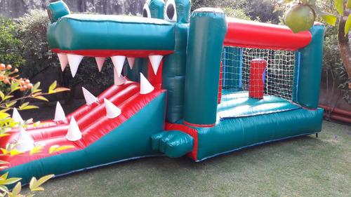 saltimbanqui alquiler inflables ,peloteros y juegos