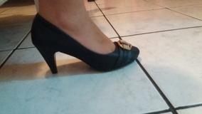 64f4e5bb97 Saltos Altos Usados E Baratos - Sapatos
