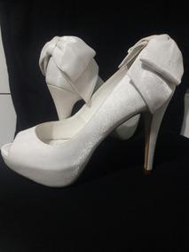 1b790e1bcf Sapato De Noiva 37 Usado Usado no Mercado Livre Brasil