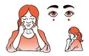 salud visual con taller básico de chikung para ojos