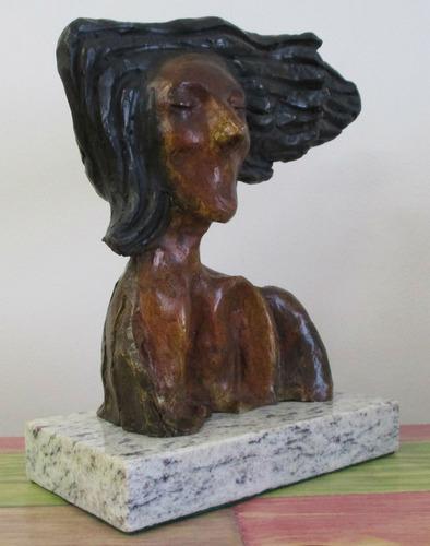 salvador dali  sueños iii  escultura en bronce
