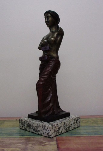 salvador dali  venus  escultura en bronce