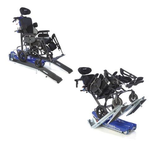 salvaescalera sube escalera para silla de ruedas orugas reha