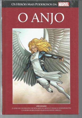 salvat 35 o anjo - herois mais poderosos bonellihq cx147 k19