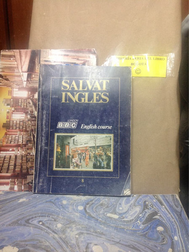 salvat inglés-english course.