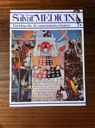 salvat medicina enciclopedia de conocimientos fascículo nº14