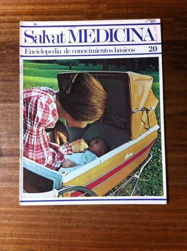 salvat medicina enciclopedia de conocimientos fascículo nº20