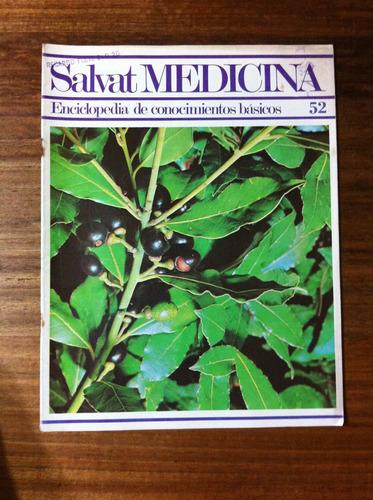 salvat medicina enciclopedia de conocimientos fascículo nº52