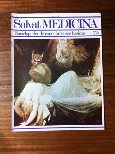 salvat medicina enciclopedia de conocimientos fascículo nº75
