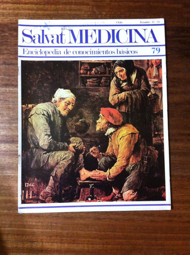 salvat medicina enciclopedia de conocimientos fascículo nº79