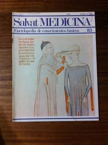 salvat medicina enciclopedia de conocimientos fascículo nº83