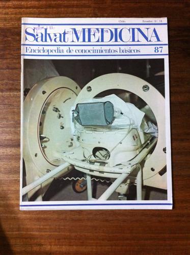 salvat medicina enciclopedia de conocimientos fascículo nº87