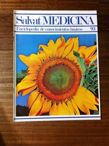 salvat medicina enciclopedia de conocimientos fascículo nº93