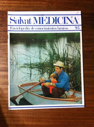salvat medicina enciclopedia de conocimientos fascículo nº95