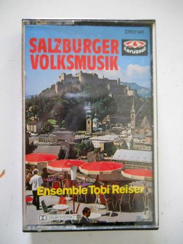 salzburger volksmusik - ensemble tobias reiser - fita k7