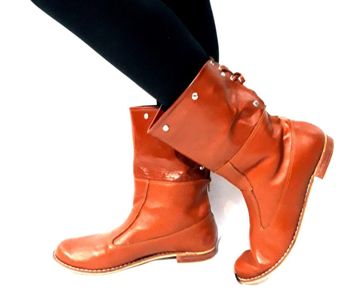 0c2a1ad3e sam123 botas cortas mujer cuero talles grandes cuotas 024 m. Cargando zoom.