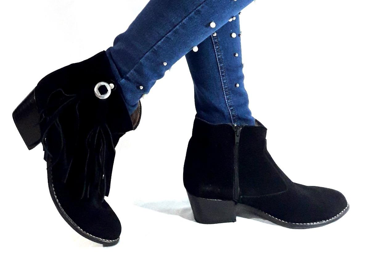 c79f5ff5ef sam123 botas cortas mujer talle grande cuotas chris negra. Cargando zoom.