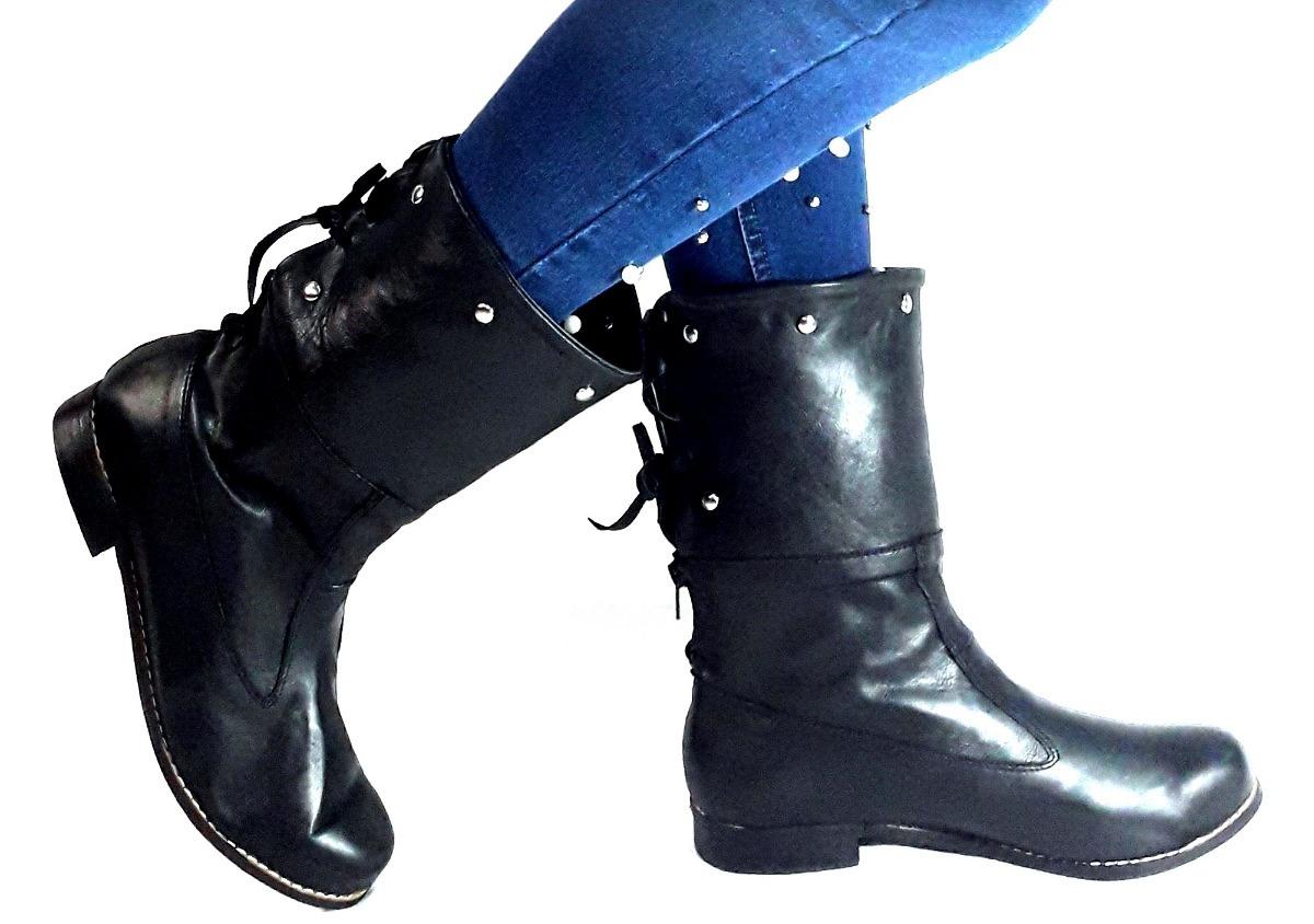 2b896a28c sam123 botas cortas mujer talle grande oferta 024 negra. Cargando zoom.