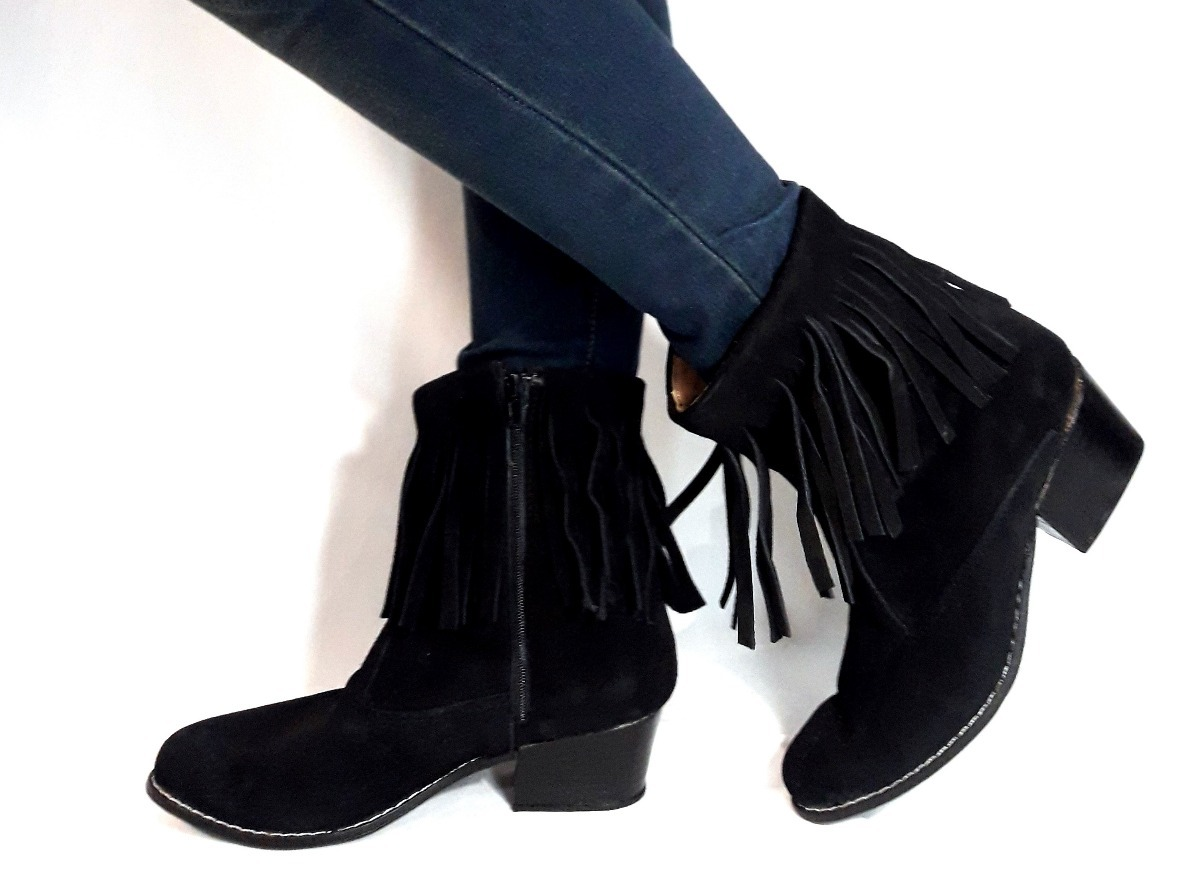 a55ebb059 sam123 botas cortas mujer talle grande oferta chero2 negra. Cargando zoom.