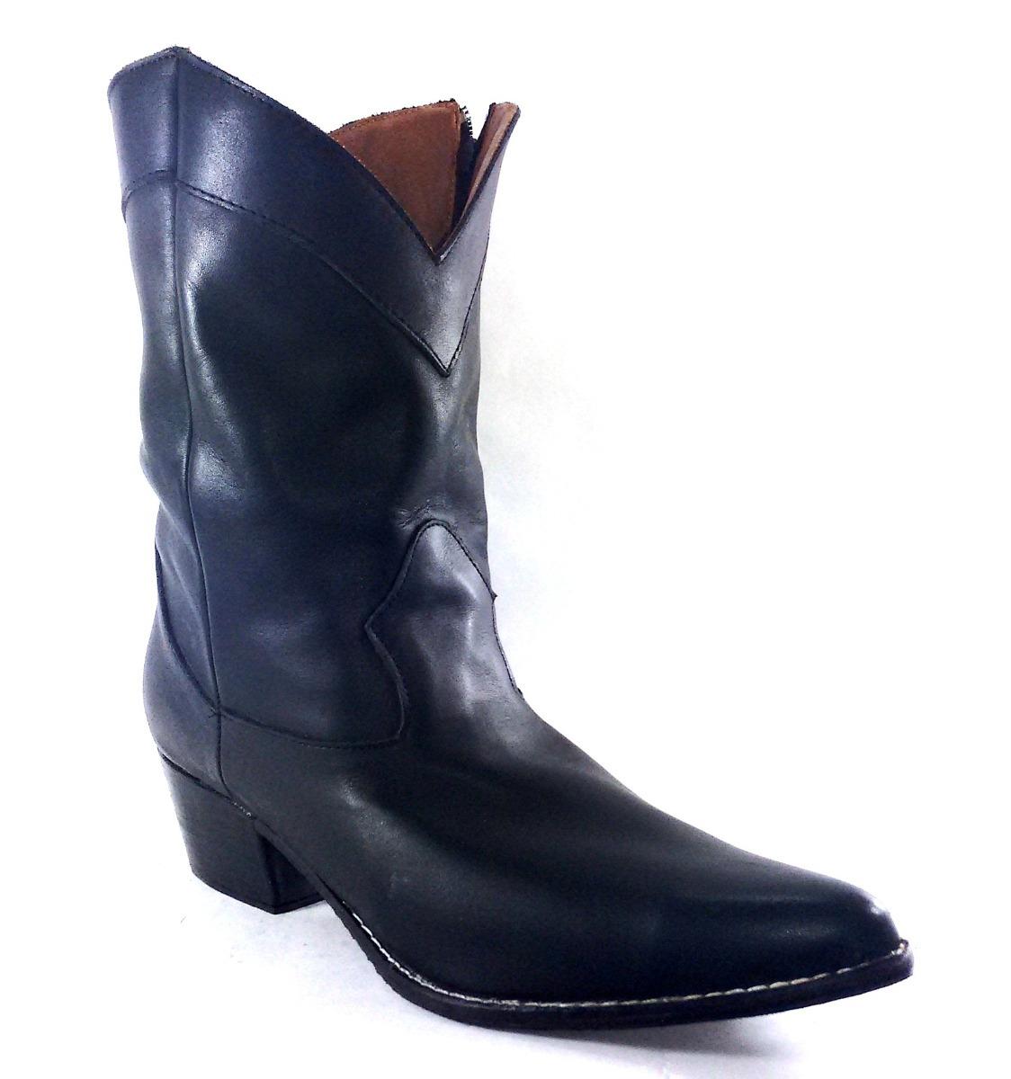 44a087eff sam123 botas cortas talles grandes cuero mujer tex n. Cargando zoom.