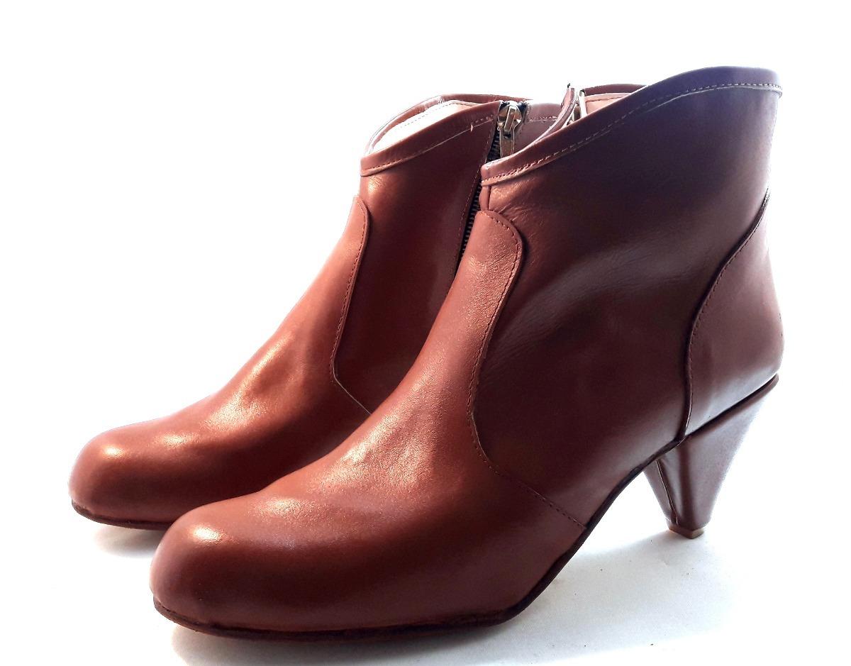 81a3efb27 sam123 botas cortas talles grandes cuero oferta amanda suela. Cargando zoom.