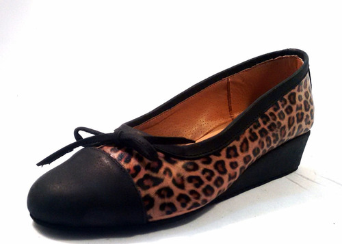 sam123 zapatos taco chino de cuero talles grandes print