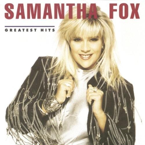 samantha fox - greates hits cd