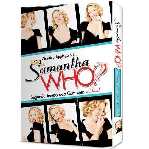 samantha who - segunda temporada box lacrado
