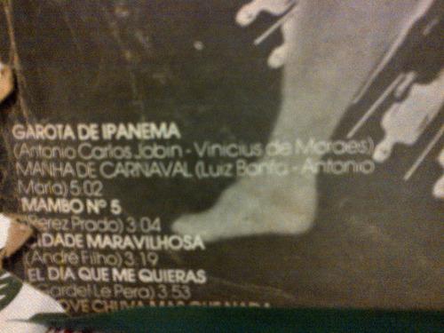 samba brasil varios vinyl