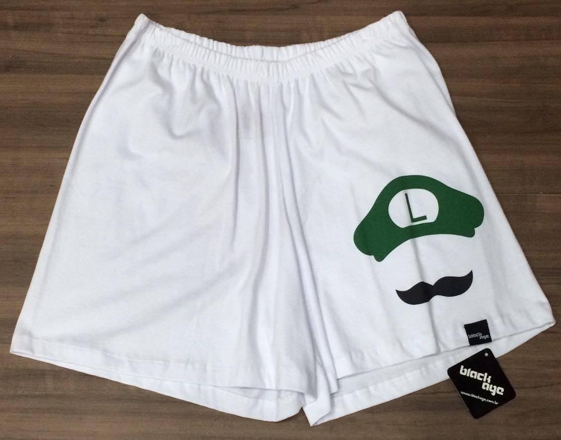 38ac100dfd4944 Samba Canção Divertidos- Mario Bros, Luigi