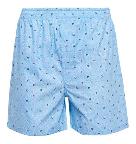 samba canção pijama cueca - kit 3 unidades