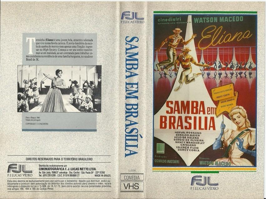 Resultado de imagem para samba em brasilia filme