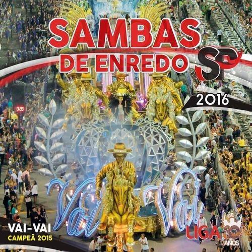sambas de enredo 2016 - sp