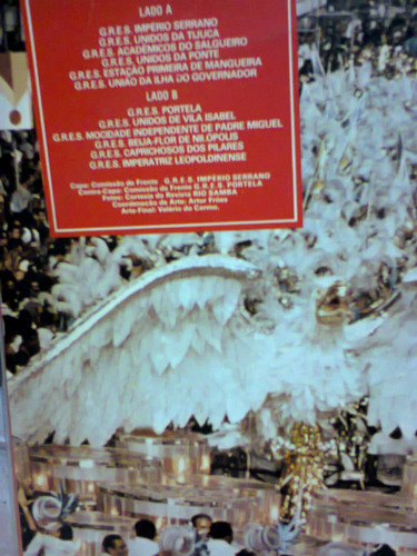sambas de enredo rio de janeiro carnaval 1983 lp