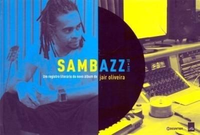 sambazz - jair oliveira - livro + cd