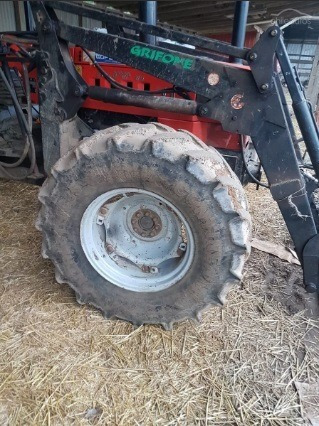 same 85 special tractor