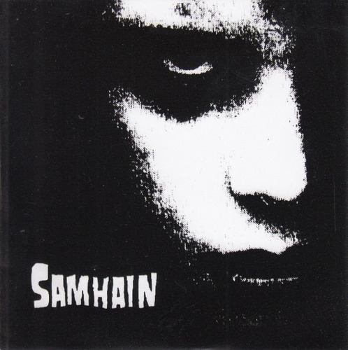 samhain ¿ last gasp on earth - cd misfits danzig importado