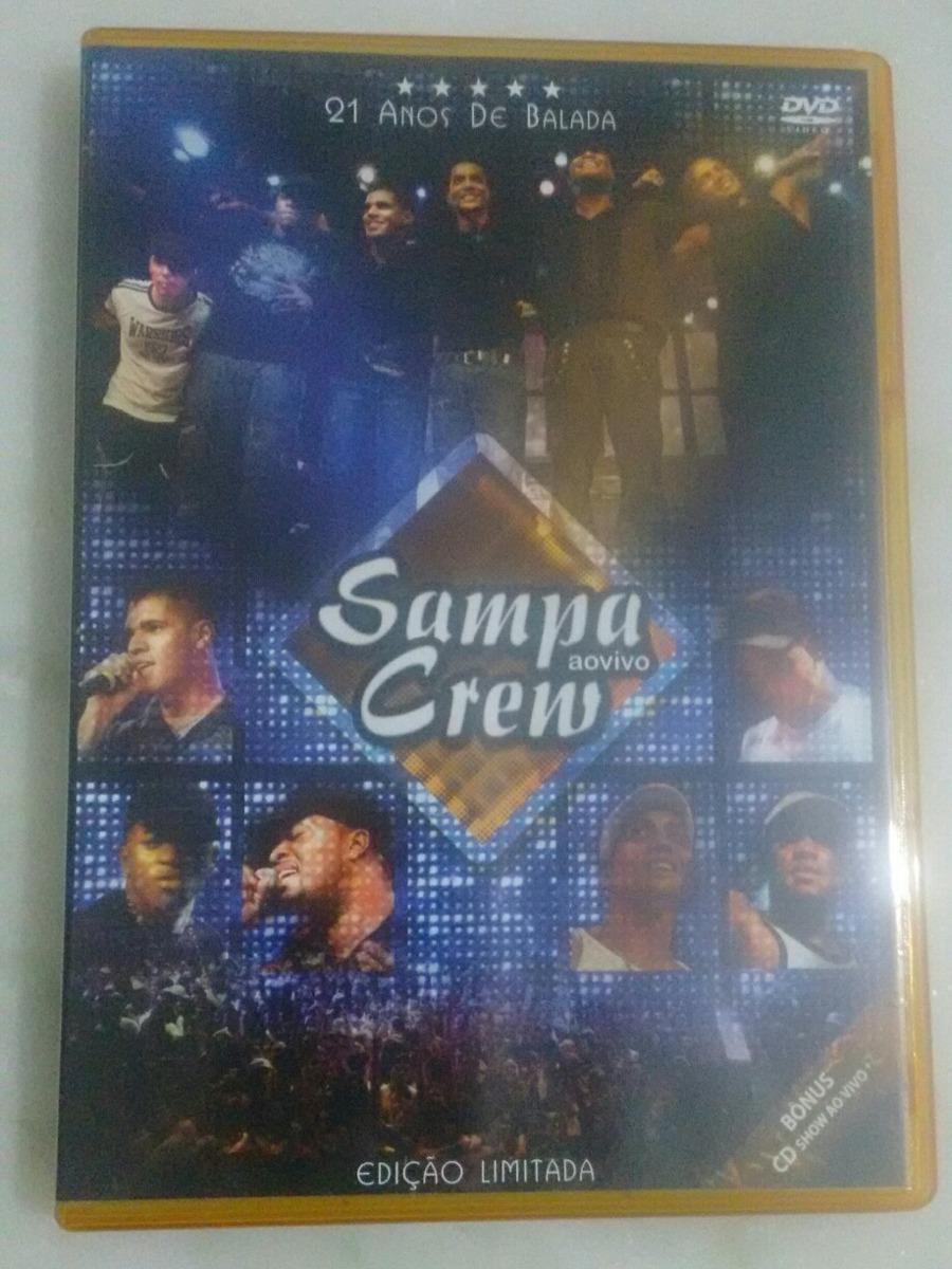 cd sampa crew 21 anos de balada gratis