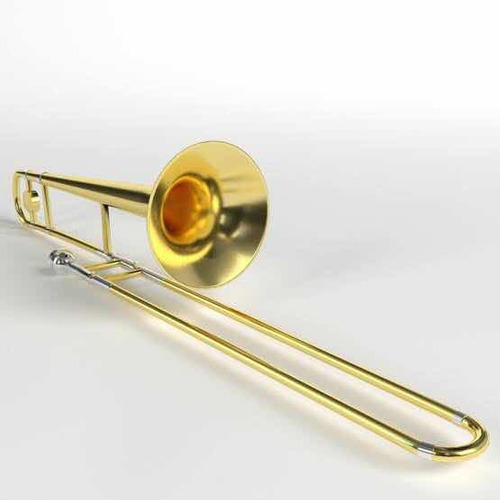 sample modeling the trombone