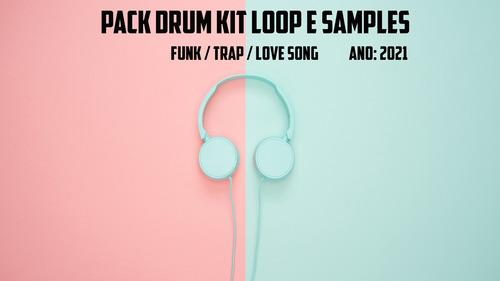 sample pack para produzir funk trap love song