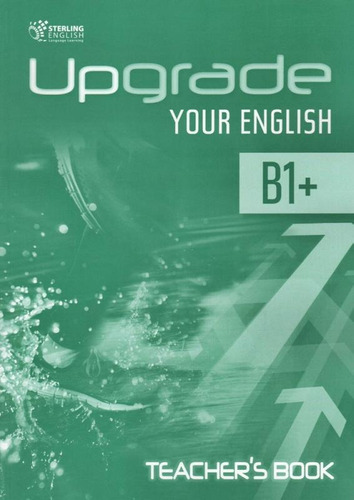 sample-upgrade your english b1+ - teacher's book - sterling