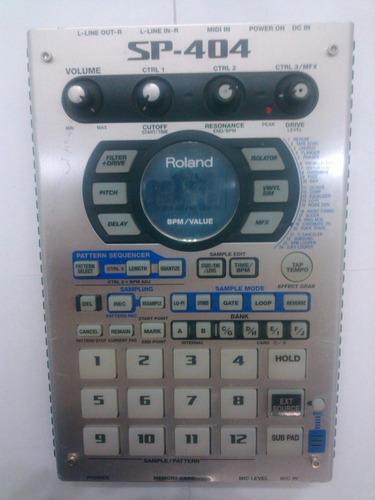 sampler portatil roland sp-404 para venta o cambio