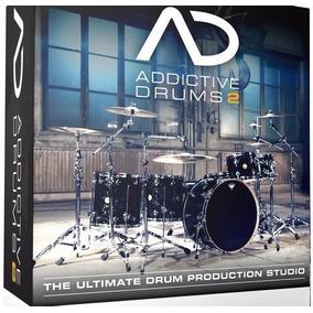 Vst Bateria Addictive Drums Completo - Instrumentos Musicais